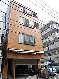 福島ビル[402号室]の外観