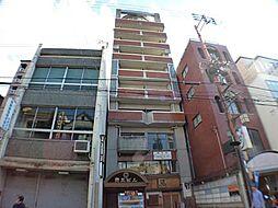 京都府京都市中京区三条通烏丸西入御倉町の賃貸マンションの外観