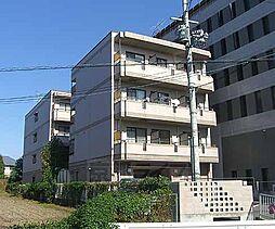 京都府京都市右京区太秦朱雀町の賃貸マンションの外観
