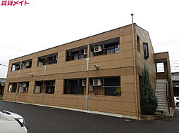 JR関西本線 加佐登駅 徒歩10分の賃貸アパート