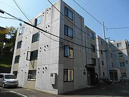 ル・フォート清田II[3階]の外観
