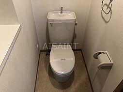 エスリード東天満第2の清潔なトイレ