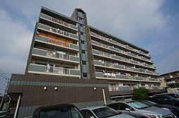 福岡県福岡市博多区那珂4丁目の賃貸マンションの外観