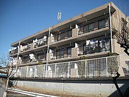 東京都羽村市羽西1丁目の賃貸マンションの外観