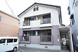 静岡県静岡市駿河区大谷2丁目の賃貸アパートの外観