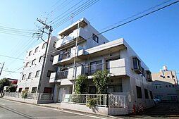 埼玉県川越市新宿町2丁目の賃貸マンションの外観