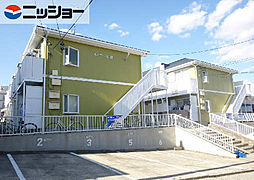 エトアール(A棟・B棟)[2階]の外観