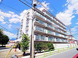 東京都練馬区西大泉4丁目の賃貸マンションの外観