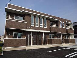 香川県仲多度郡多度津町大字道福寺の賃貸アパートの外観