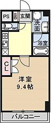 ソフィアコート[303号室号室]の間取り