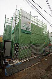 神奈川県横浜市中区山元町2丁目の賃貸アパートの外観