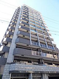 プレサンス野田阪神駅前ザ・プレミアム[3階]の外観