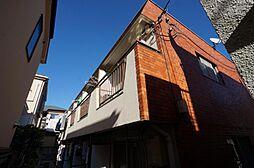 調布エンジェル岡田[1階]の外観