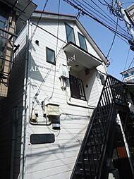 神奈川県横浜市中区石川町4丁目の賃貸アパートの外観