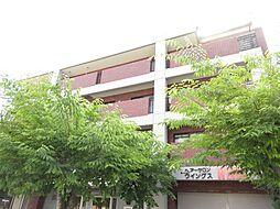 大阪府大東市南楠の里町の賃貸マンションの外観