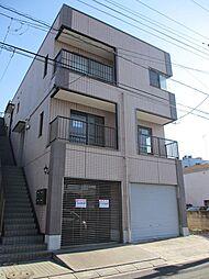 東京駅まで直通・3沿線利用可能・JR蘇我駅徒歩14分 高山ビル[2階号室]の外観