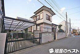 二世帯住宅や広いお庭付きのお住まいが建築できます。