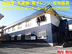 エタニティS本庄(家具家電付)[B211号室]の外観