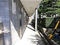 パールマンションⅡ[1階]の外観