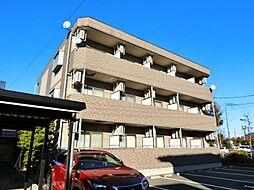山形県山形市馬見ヶ崎2丁目の賃貸アパートの外観