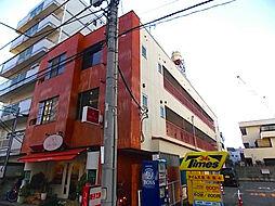橘マンション[3階]の外観