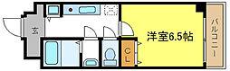 ルシャンピニヨン[2階]の間取り