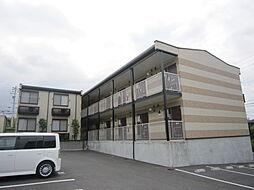 愛知県愛知郡東郷町清水4の賃貸アパートの外観
