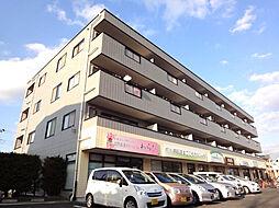 千葉県四街道市美しが丘2丁目の賃貸マンションの外観