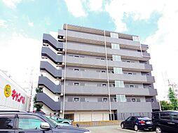 東京都練馬区南田中3丁目の賃貸マンションの外観
