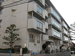 阪神浜甲子園マンション[1階]の外観