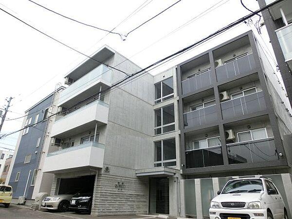 ブランコ麻生 2階の賃貸【北海道 / 札幌市北区】