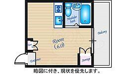 横川駅 2.2万円