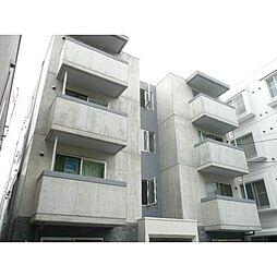 北海道札幌市北区北十五条西2丁目の賃貸マンションの外観