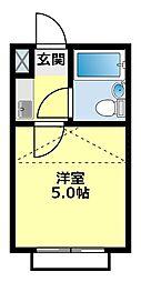 豊田市駅 2.5万円