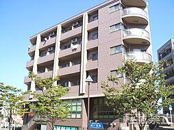 神奈川県横浜市都筑区北山田2丁目の賃貸マンションの外観