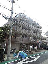 東京都品川区西中延1丁目の賃貸マンションの外観
