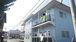 静岡県静岡市葵区与一5丁目の賃貸アパートの外観