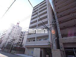 パークフラッツ新栄[2階]の外観