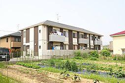 福岡県大野城市若草3丁目の賃貸アパートの外観