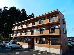 KDマンション峰[2階]の外観