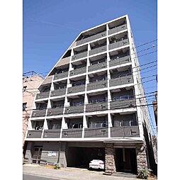 東京都江東区森下の賃貸マンションの外観