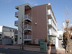 東京都青梅市東青梅4丁目の賃貸マンションの外観