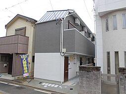 愛知県名古屋市南区鳥栖1の賃貸アパートの外観