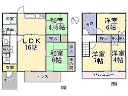 王寺駅 1,650万円
