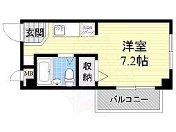 北花田駅 3.3万円