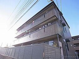 コンフォート新柏A・B[1階]の外観