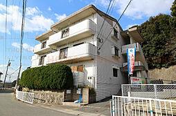 福岡県大野城市中3丁目の賃貸マンションの外観