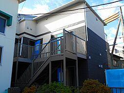 ハピネス大倉山[203号号室]の外観