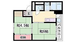 西脇市駅 2.2万円