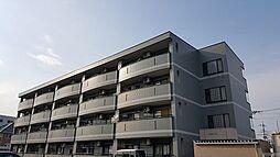 群馬県高崎市上大類町の賃貸マンションの外観